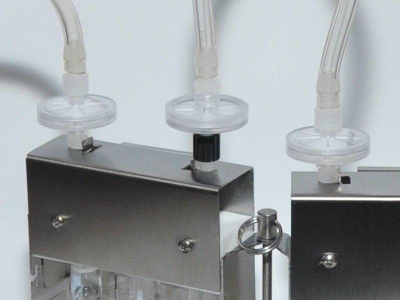 EKOANALITYKA Filtry membranowe i złącza Luer Lock